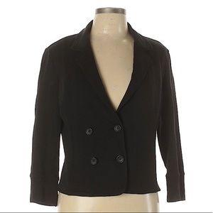 ❗️Express Black Blazer MSRP $128!